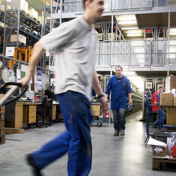 Passende Ersatzteile für WEILER Drehmaschinen gibt es zuverlässig jahrzehntelang