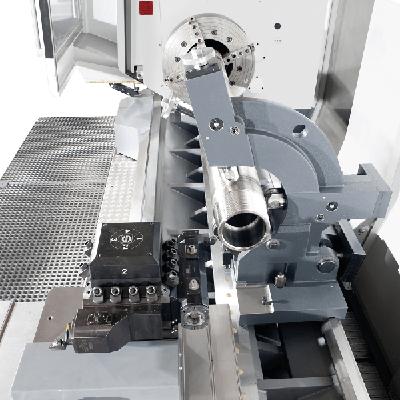 WEILER Drehmaschinen können einfach kundenspezifisch konfiguriert werden.